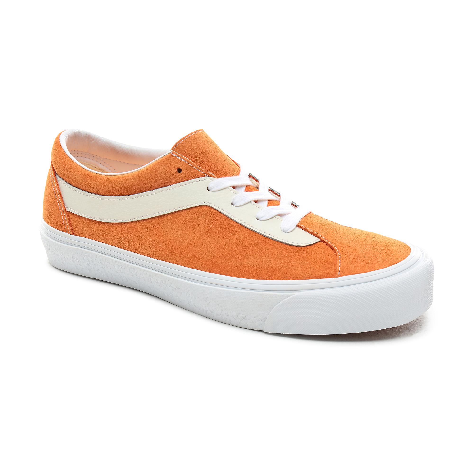 Фото 4 - Кеды Bold Ni оранжевого цвета