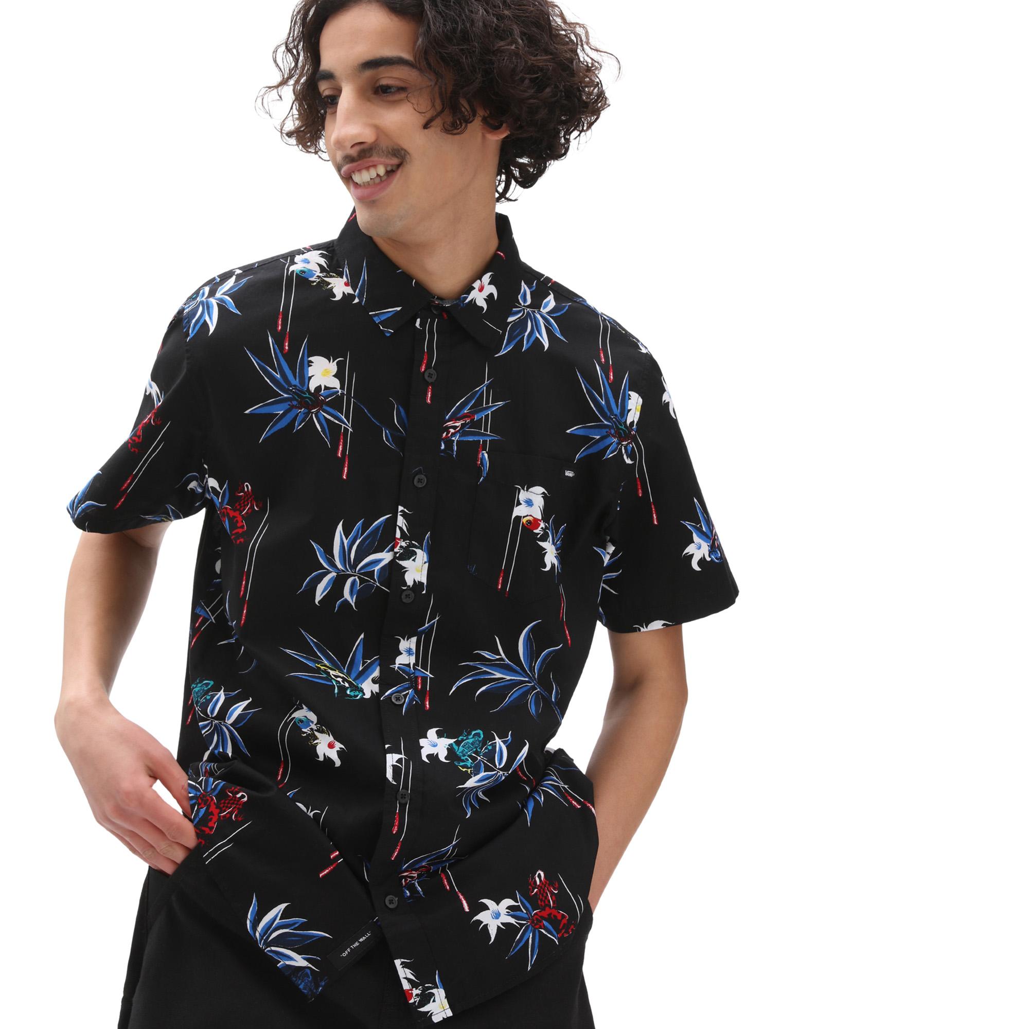 Рубашка Dart Floral Woven