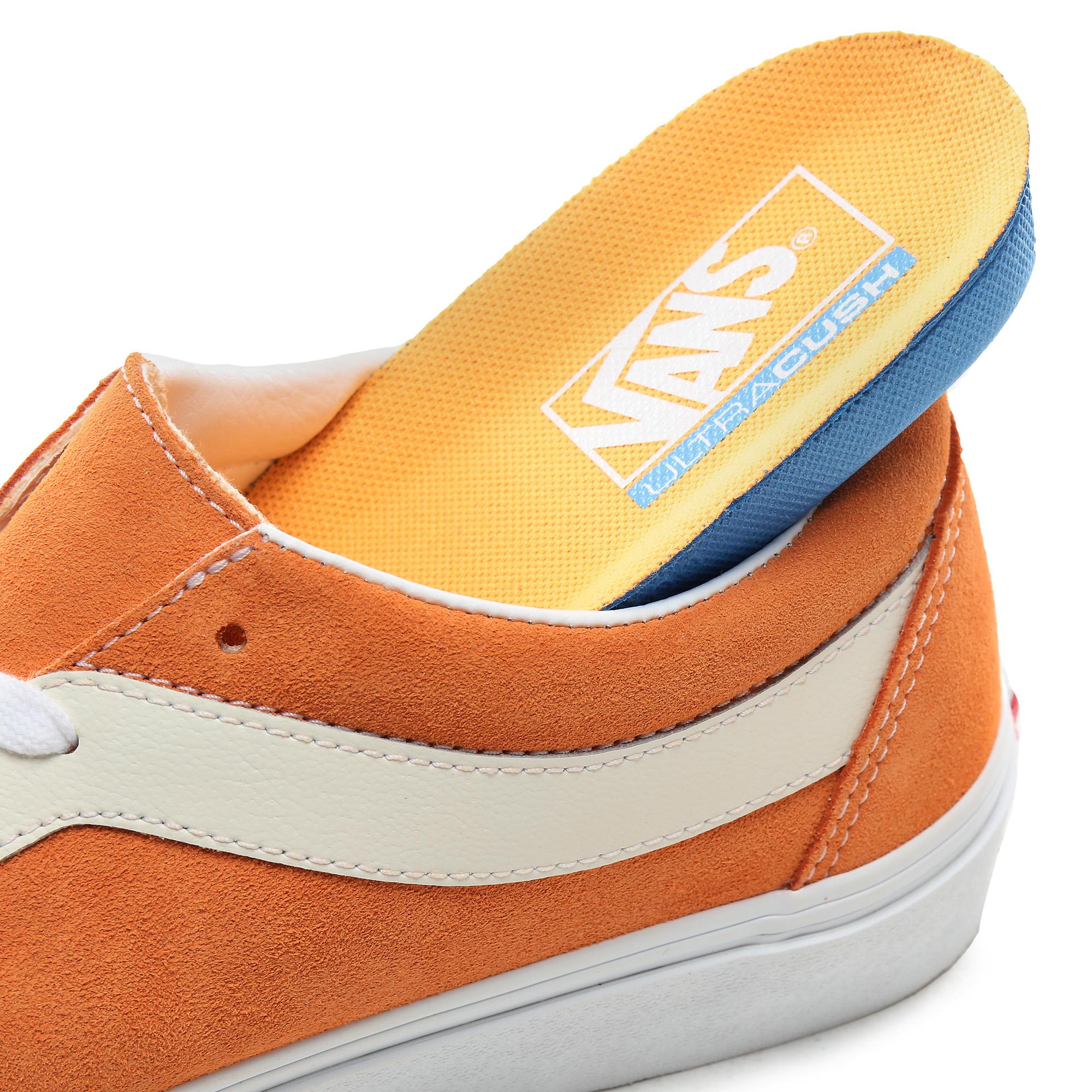 Фото 7 - Кеды Bold Ni оранжевого цвета