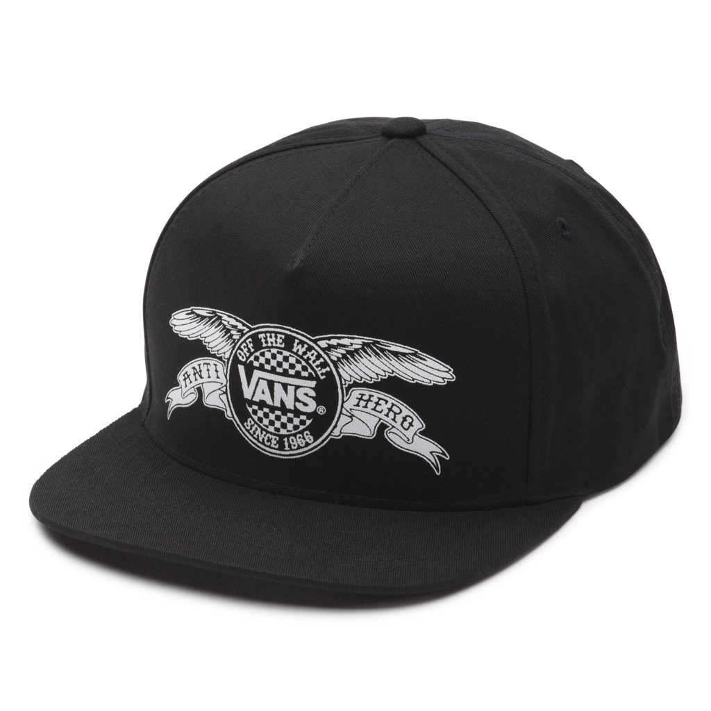 Кепка ANTI-HERO SNAPBACK V2T9BLK, Цвет: чёрный