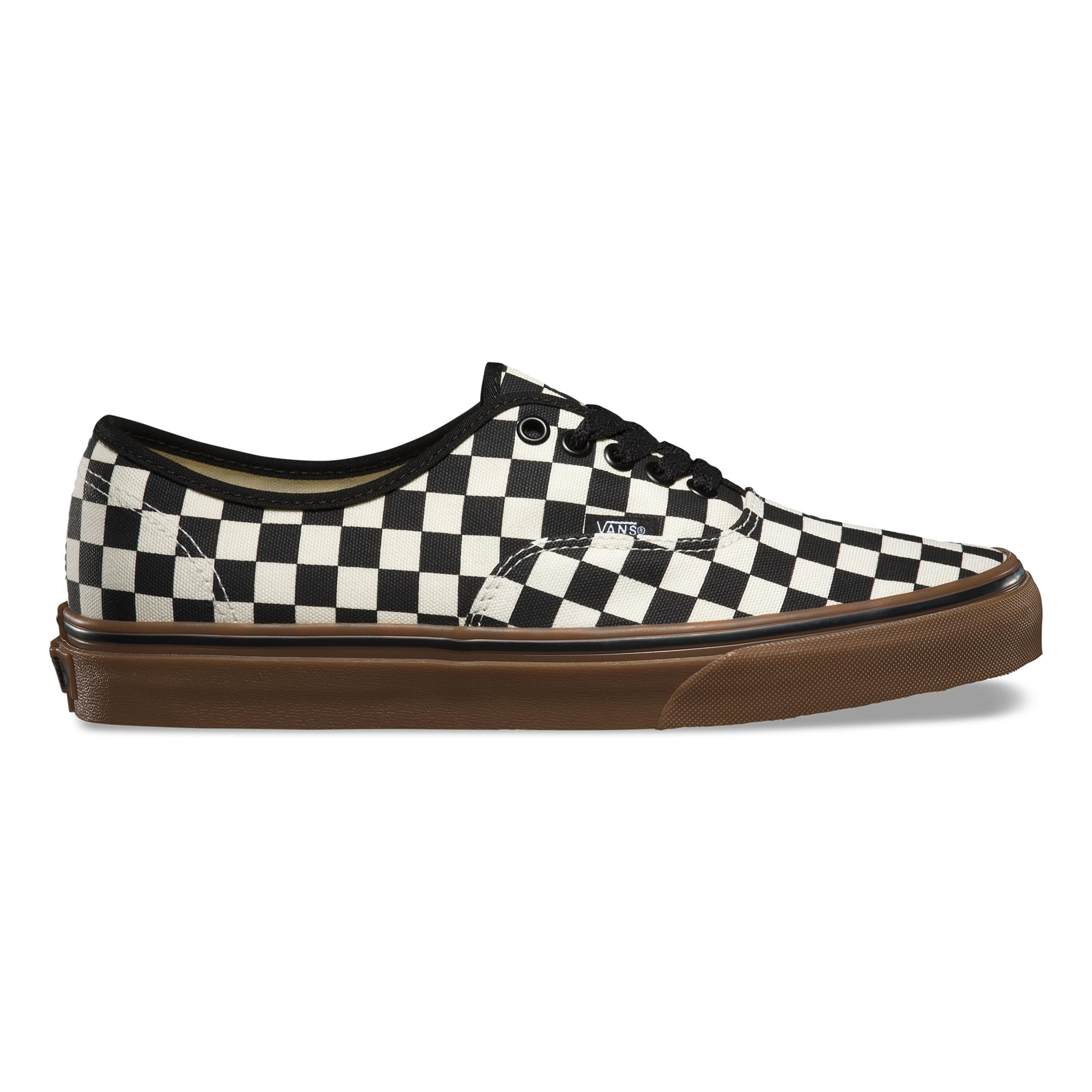 Кеды Checkerboard Authentic фото