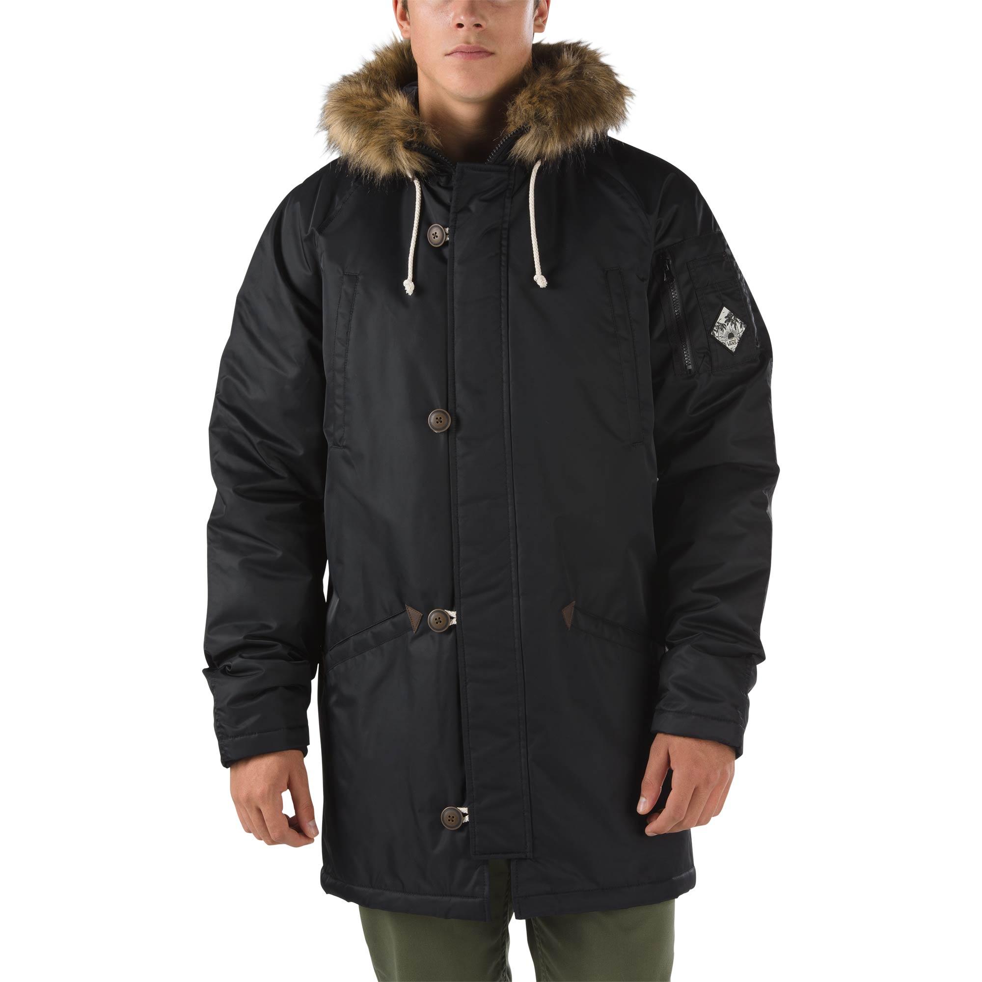 Куртка JT HECTH MTE VANS