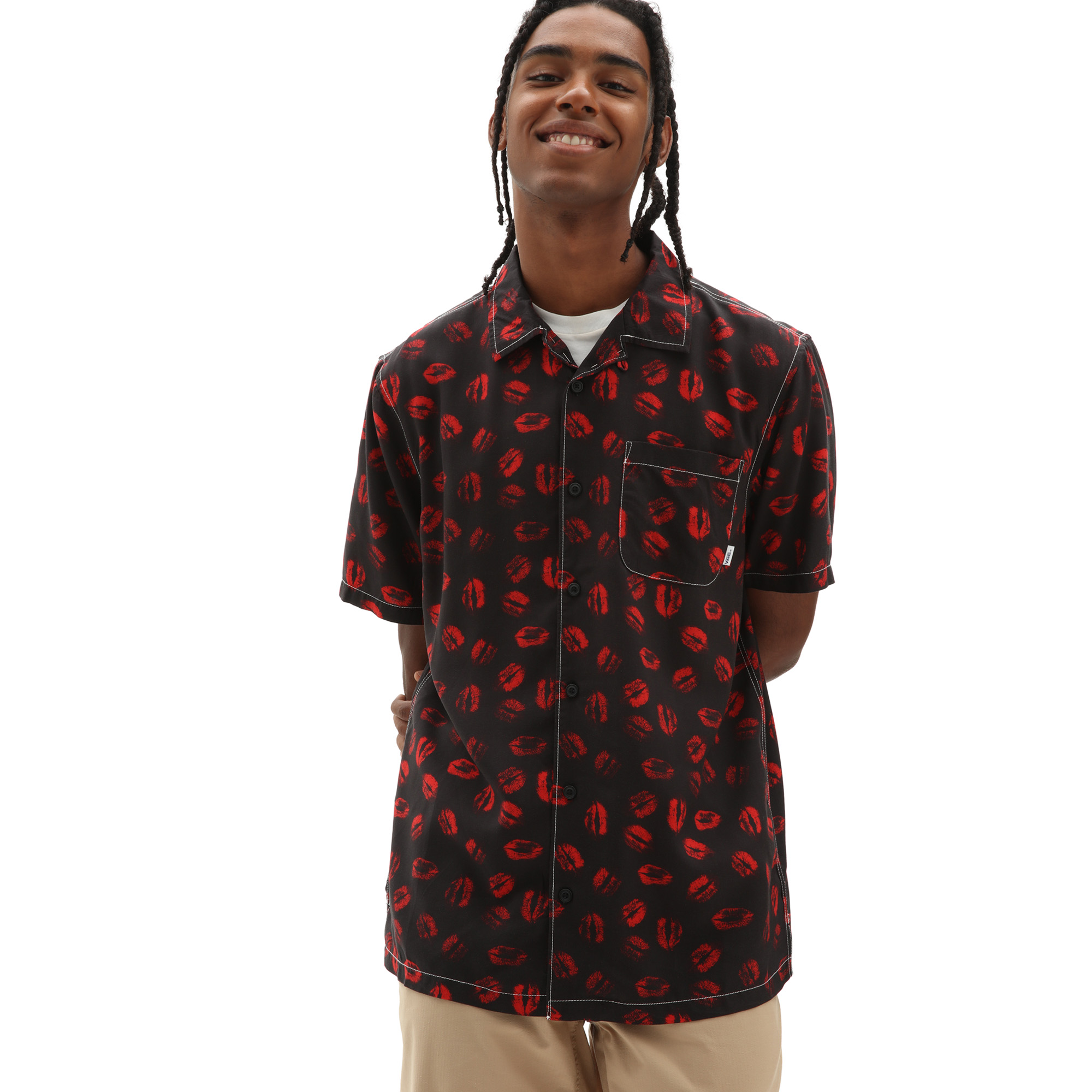 Рубашка Anaheim Archive Buttondown