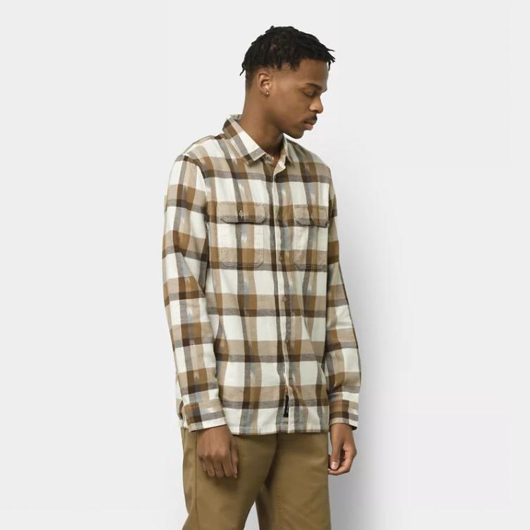 Лонгслив Onward & Upward Flannel
