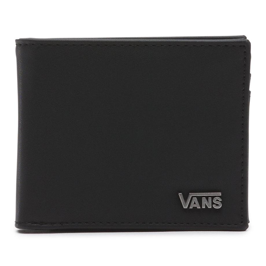 Бумажник Suffolk Wallet VANS. Цвет: черный