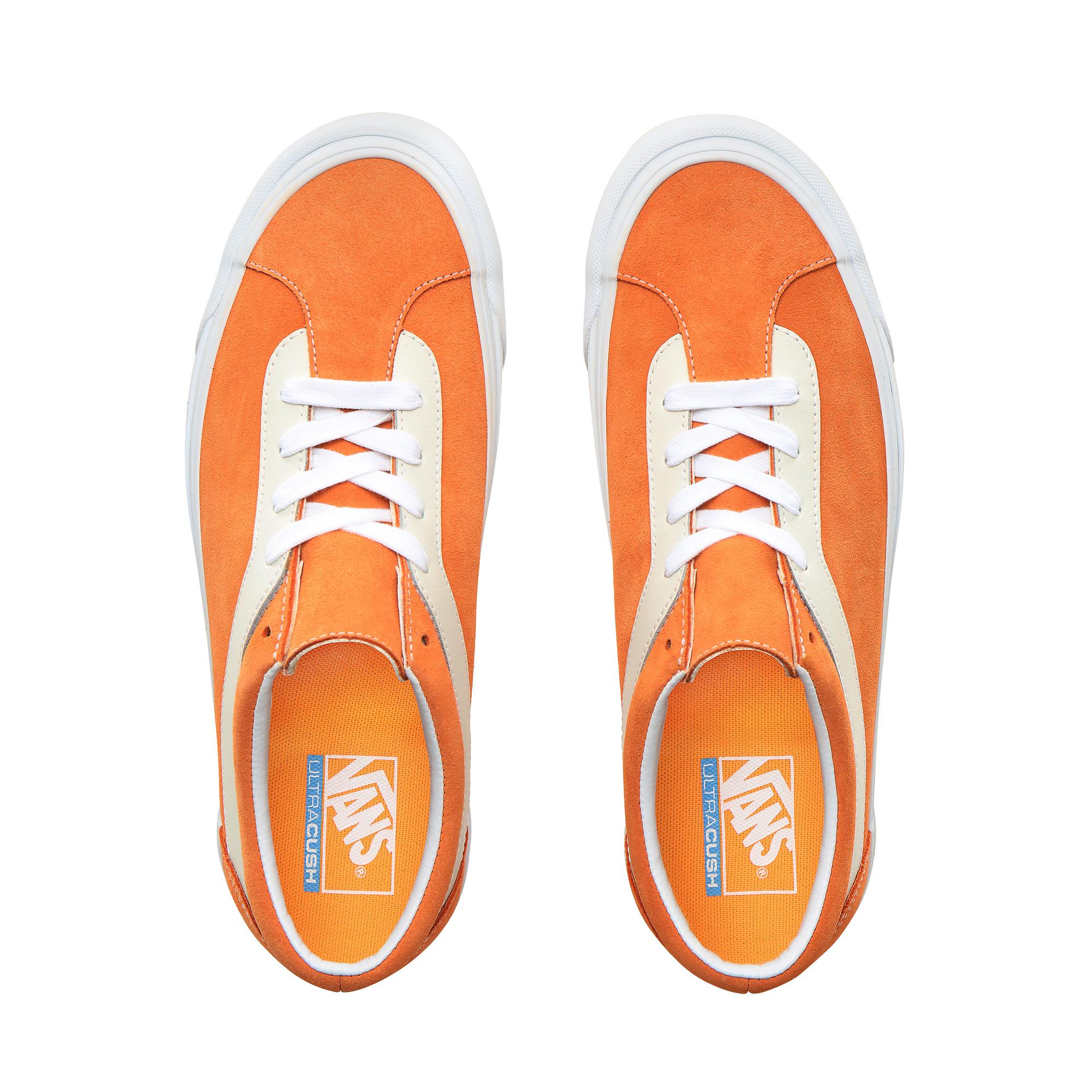 Фото 2 - Кеды Bold Ni оранжевого цвета