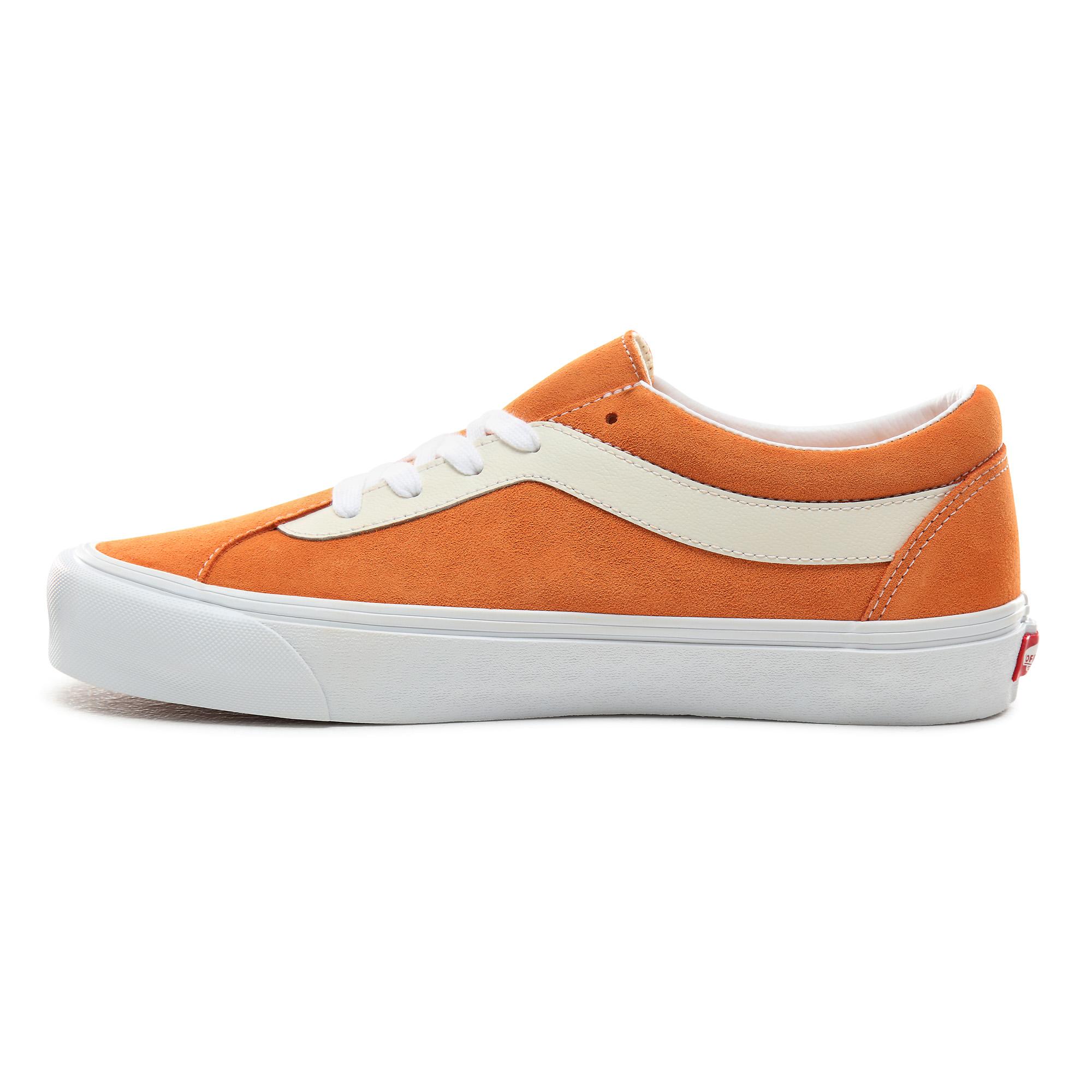 Фото 3 - Кеды Bold Ni оранжевого цвета