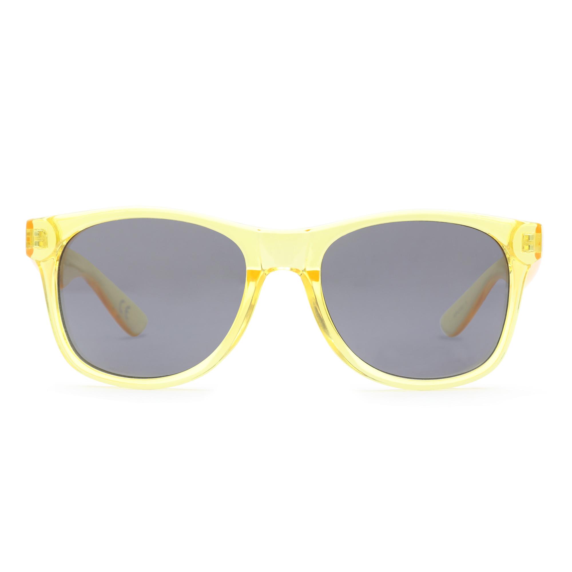 Солнцезащитные очки Spicoli 4 Shades VANS желтого цвета
