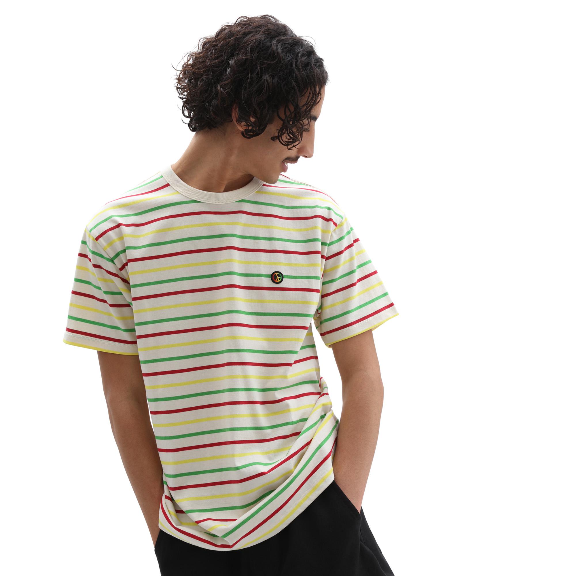 Рубашка Tyson Peterson Striped OTW T-Shirt