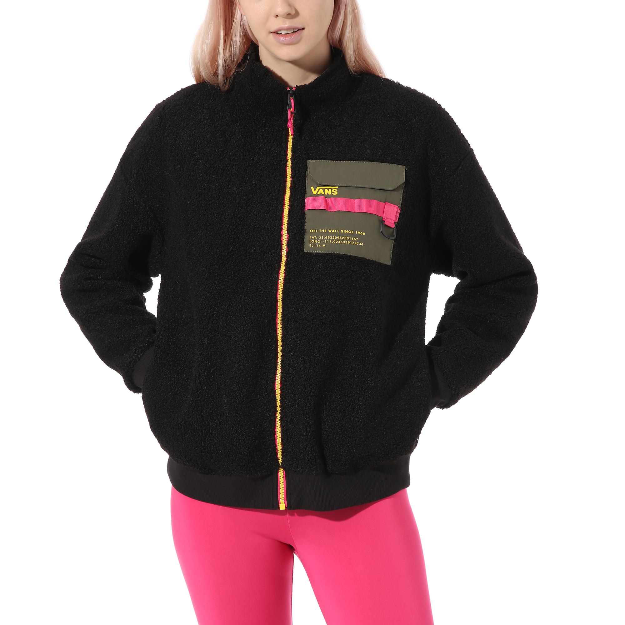 Куртка 66 Supply Zip Sherpa