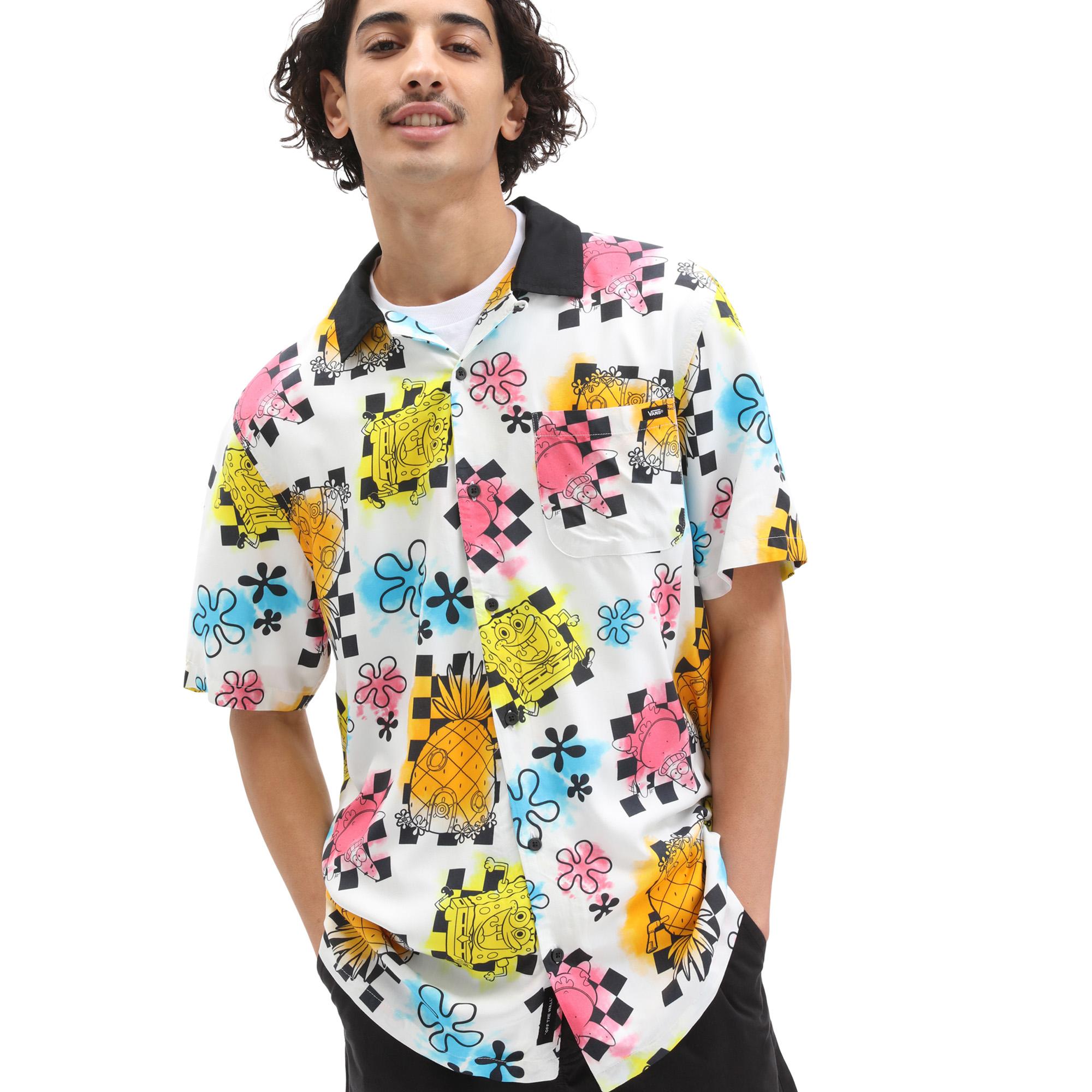 Рубашка VANS X SPONGEBOB