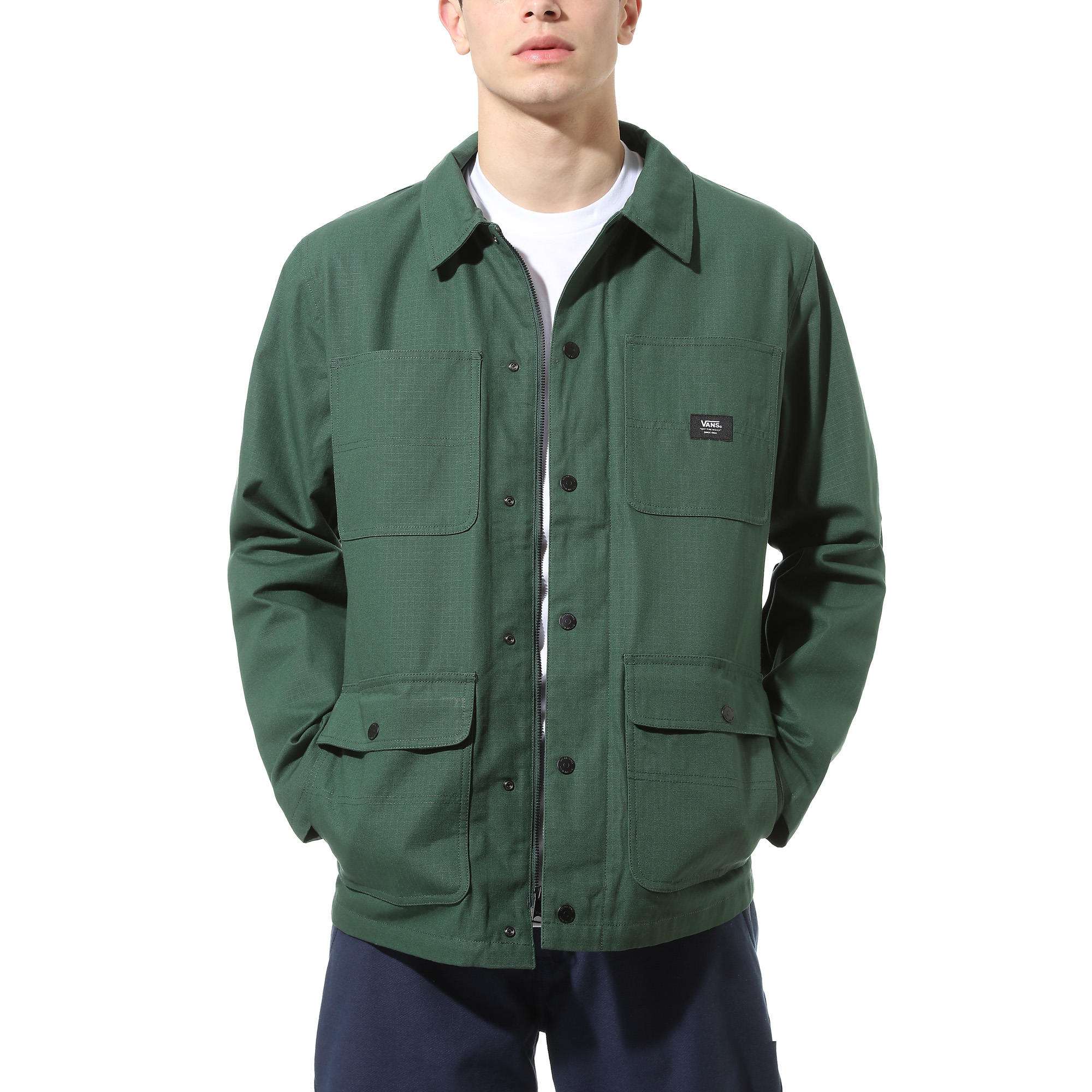 Куртка Drill Chore Coat Lined