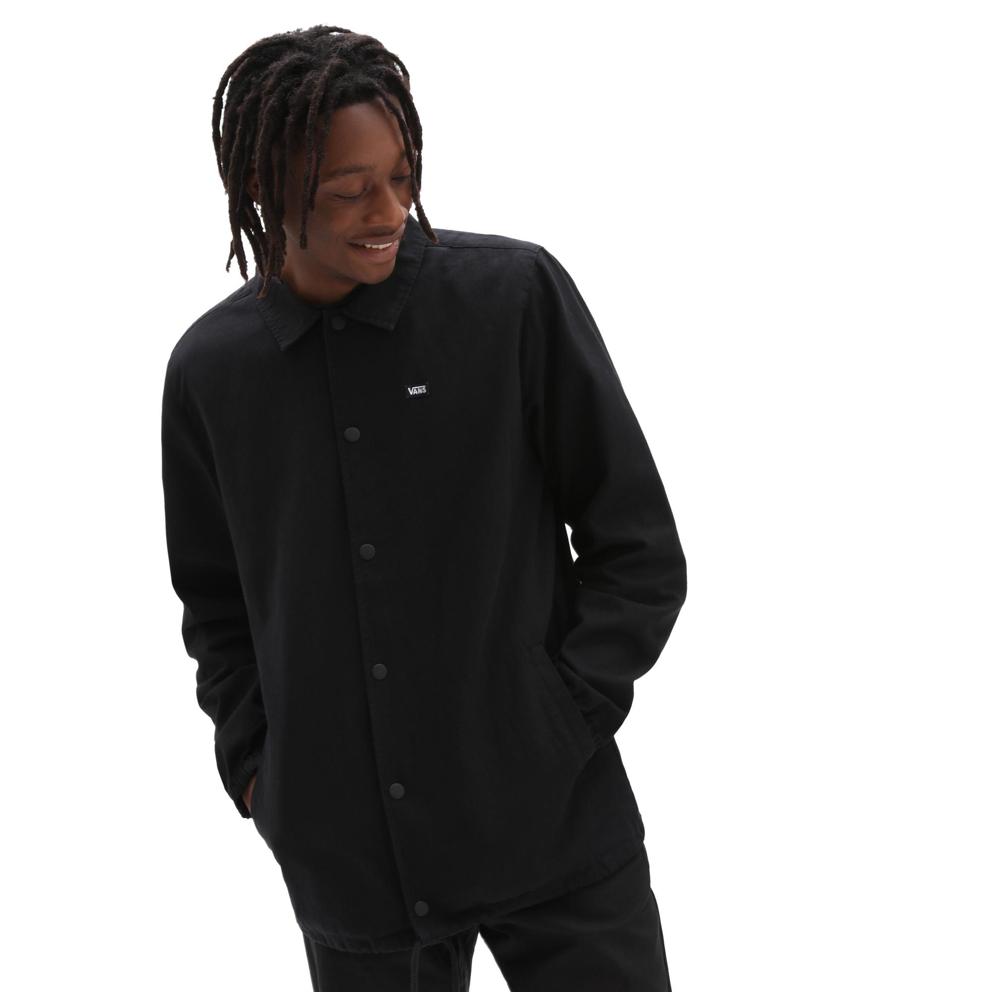 Куртка Torrey Skate VANS черного цвета