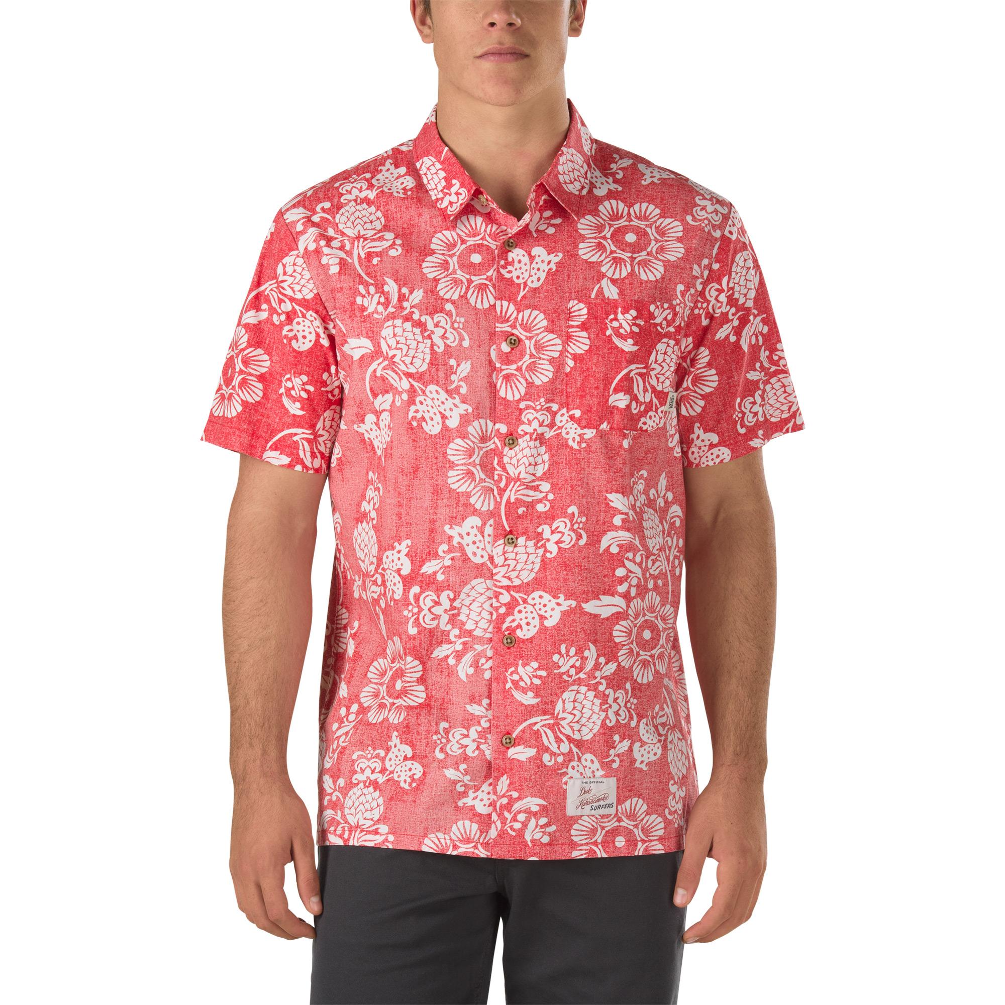 Рубашка Duke Aloha фото