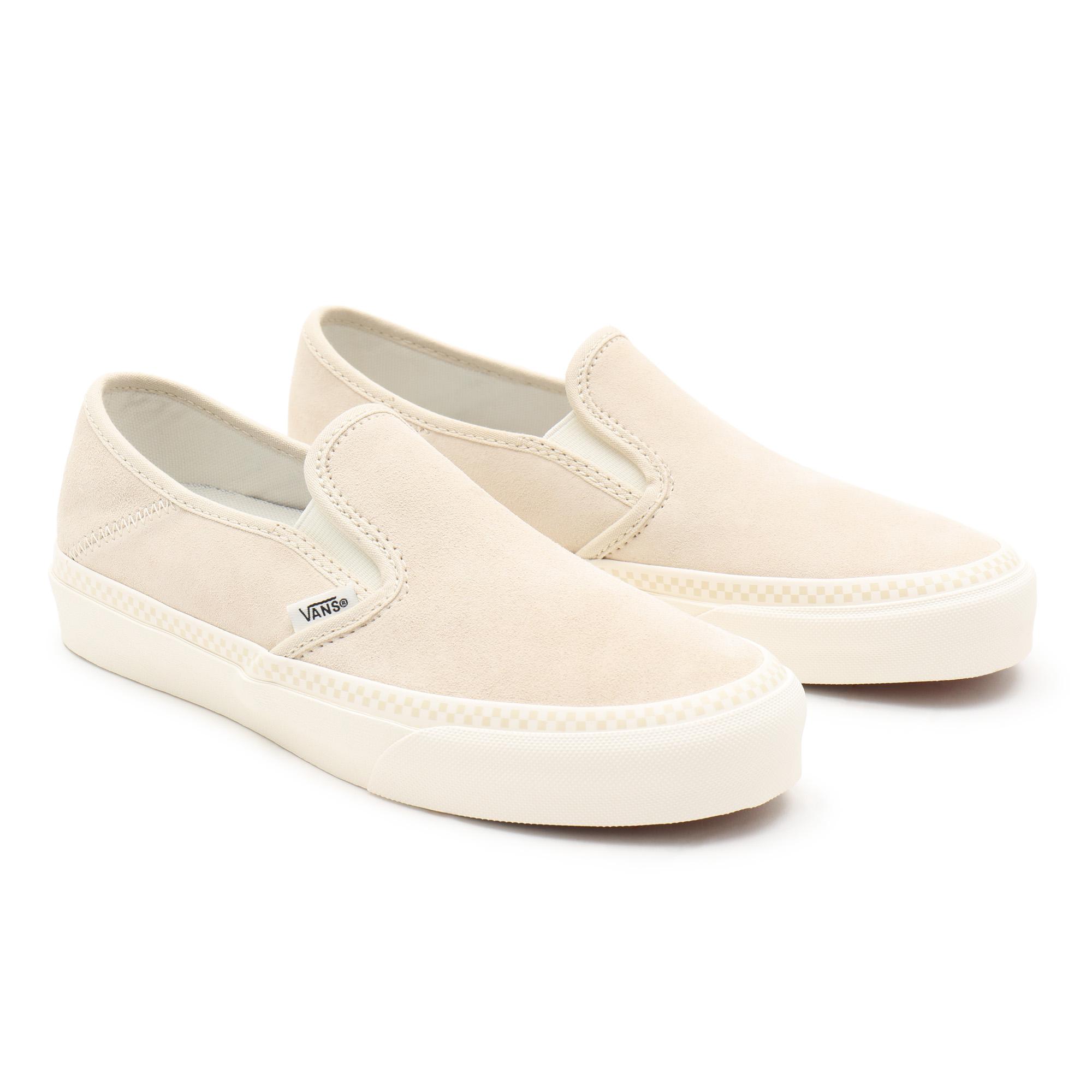 Слипоны Surf Supply Sf VANS белого цвета