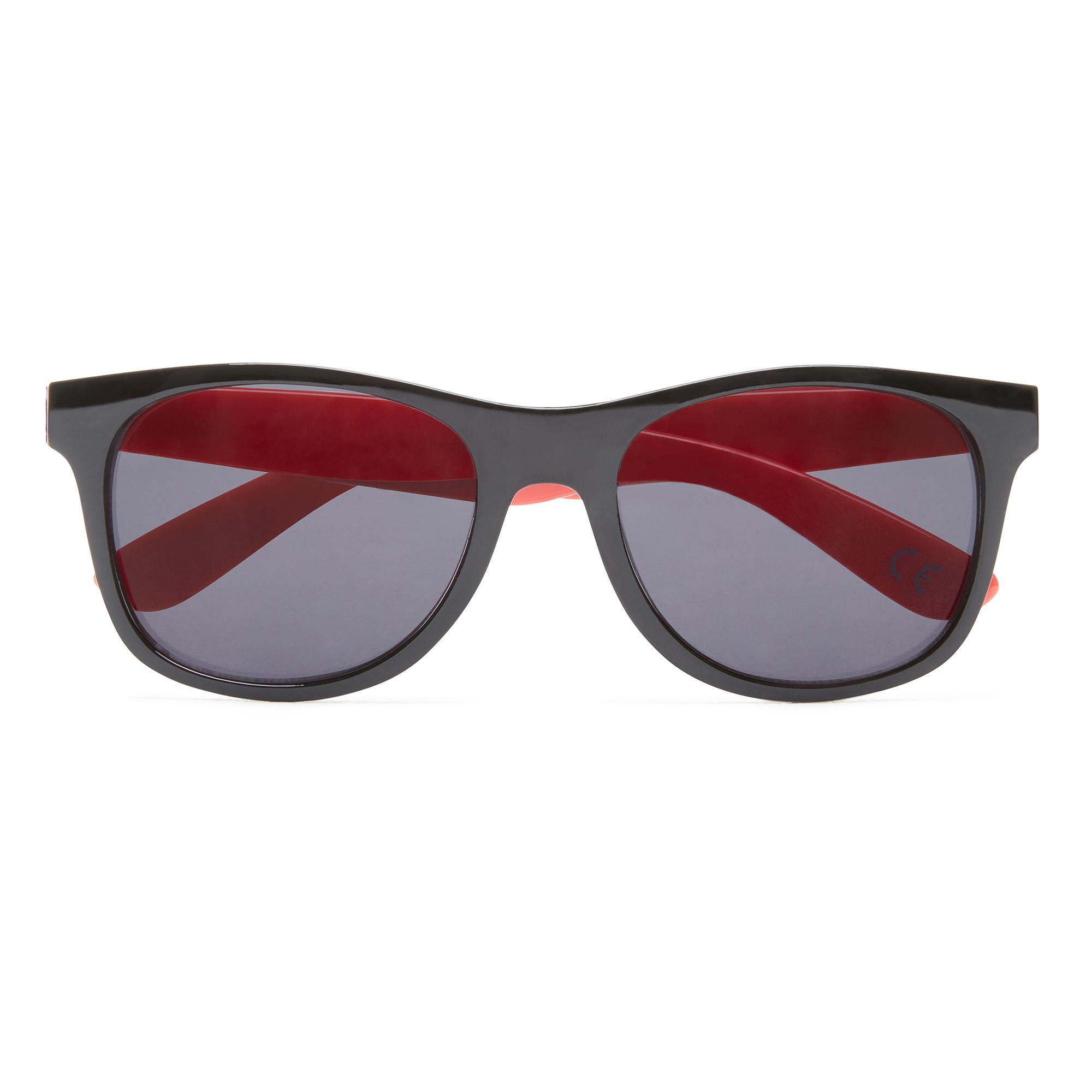Солнцезащитные Очки Spicoli 4 Shades VANS. Цвет: черный