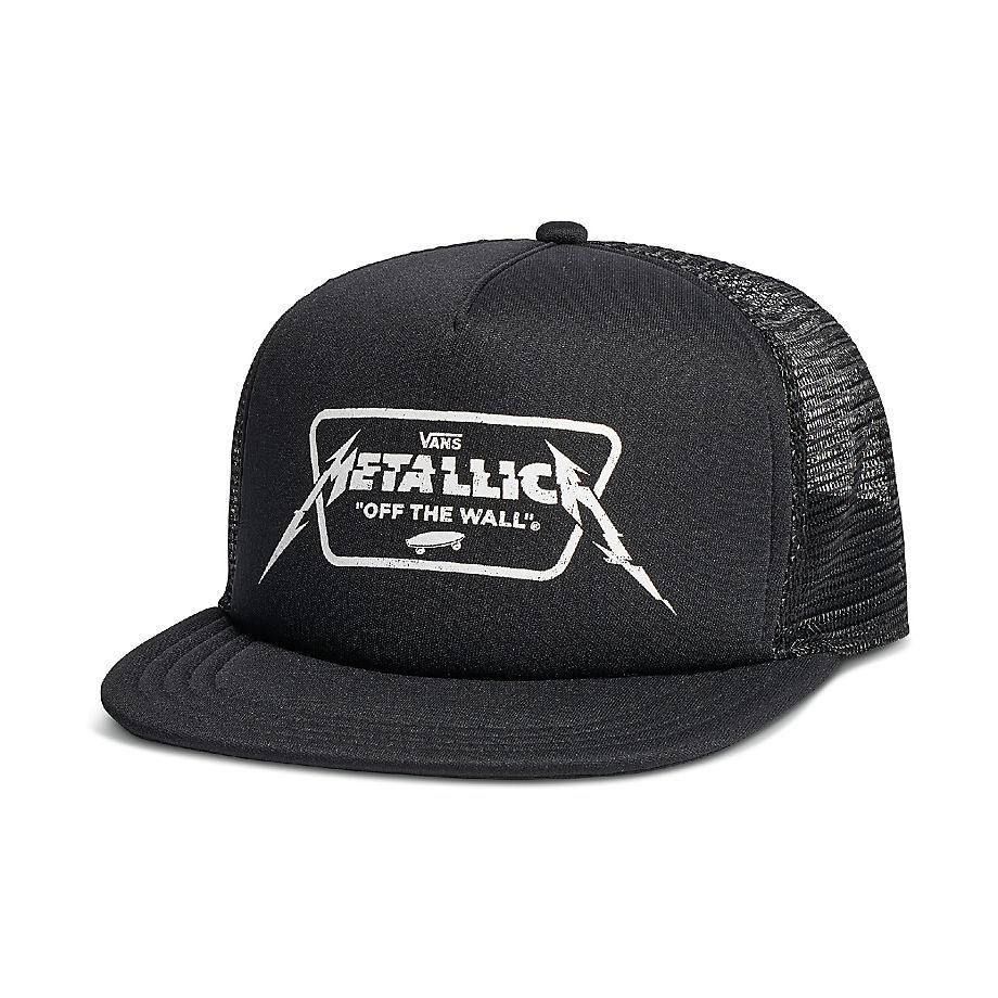 Кепка Vans X Metallica