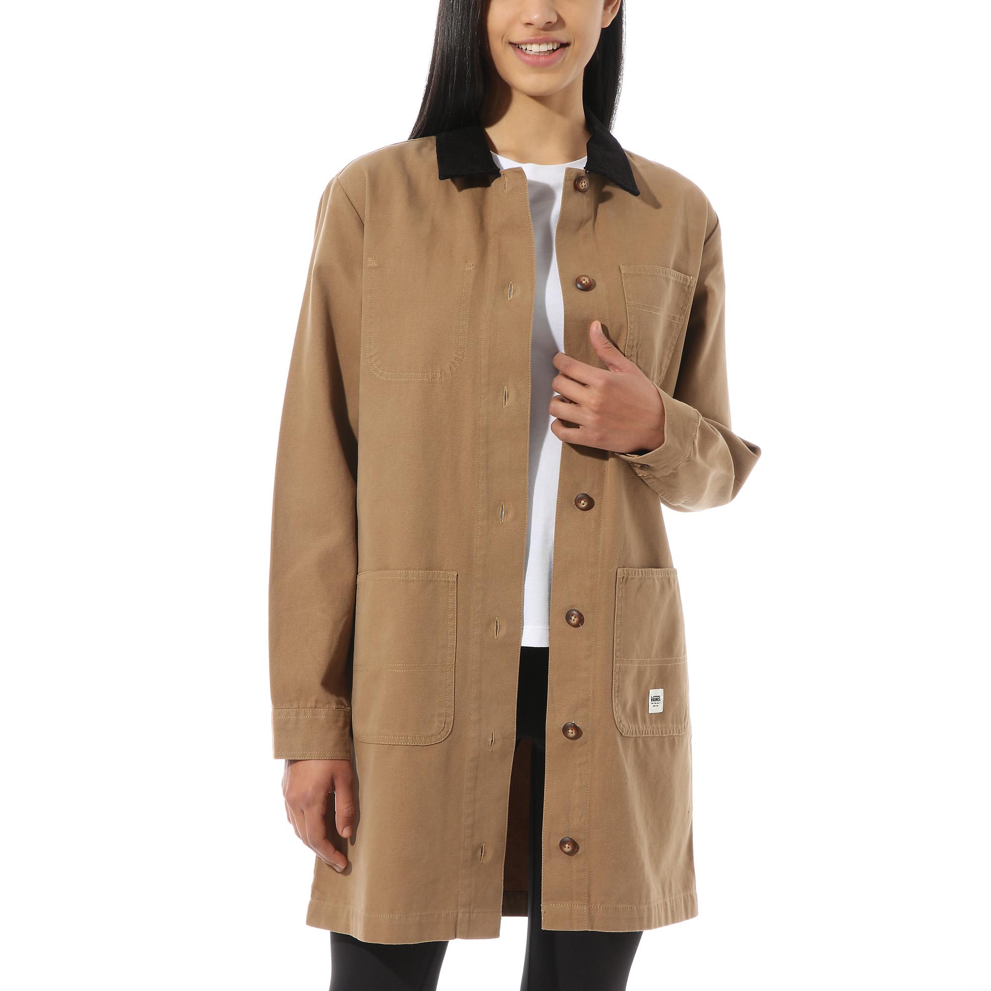 Куртка Drill Long Chore Coat
