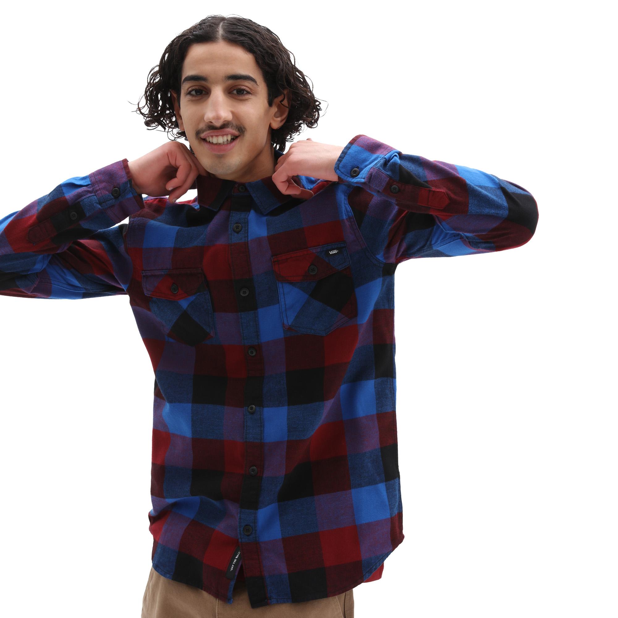Рубашка Box Flannel