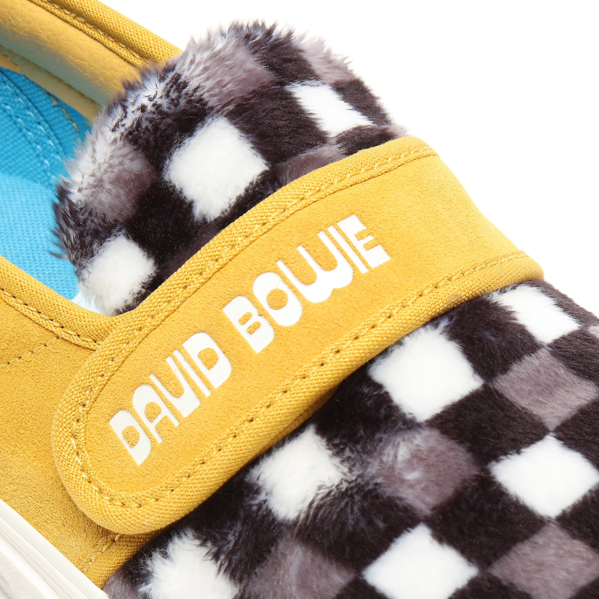 Фото 7 - Кеды Slip-On 47 V желтого цвета