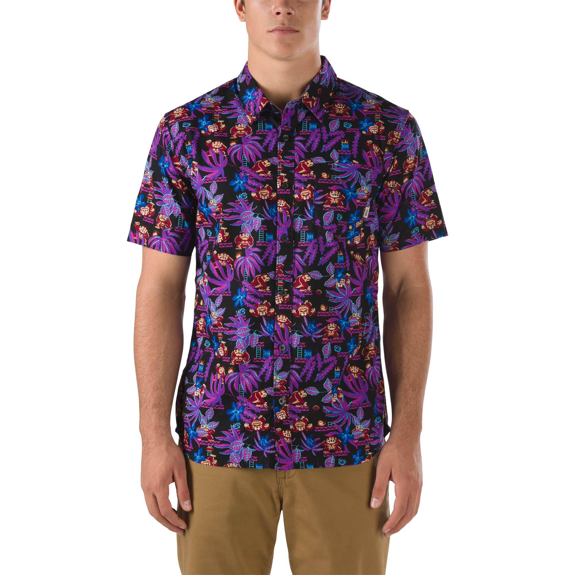 Рубашка Nintendo Donkey Kong S/S