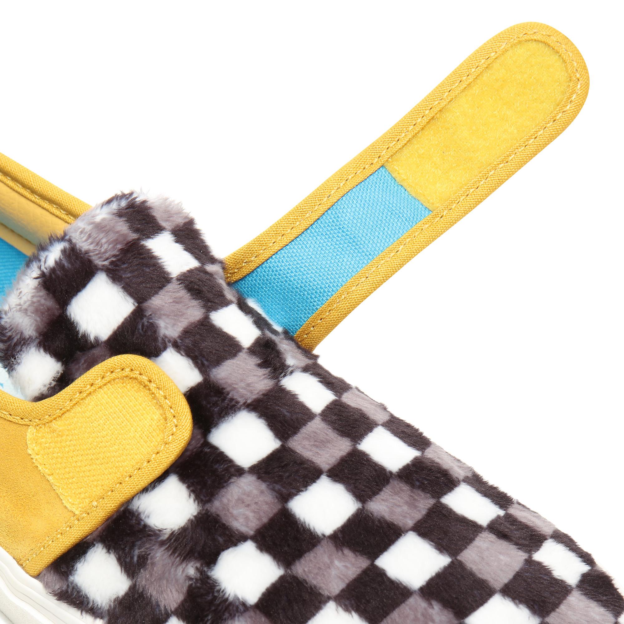 Фото 8 - Кеды Slip-On 47 V желтого цвета