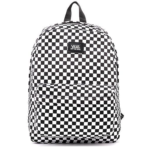 7a70cdc6becb Рюкзак Old Skool II VONIHU0, цвет Черный/Белый - интернет-магазин VANS