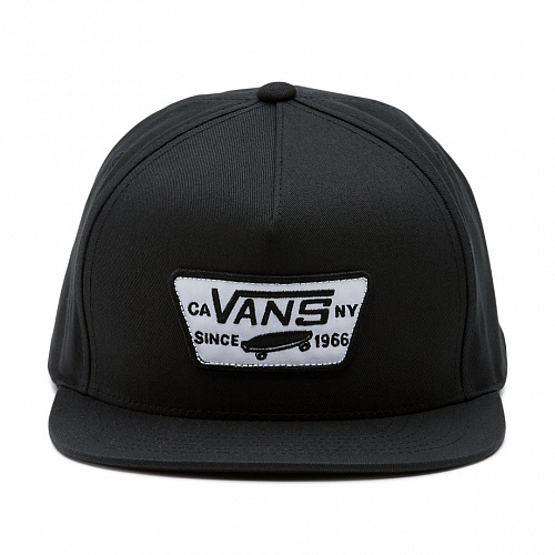 Кепка Full Patch Snapback VQPU9RJ, Цвет: Черный