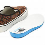 Кеды Suede Leopard Slip-On SF
