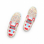 Детские кеды Vans x Where's Waldo Kids Classic Slip-On