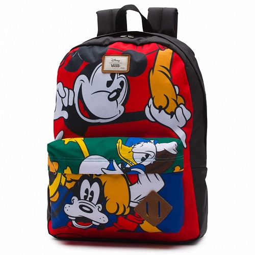 Рюкзак OLD SKOOL II BACKPACK VONIH9X, Цвет: принт Mickey & Friends