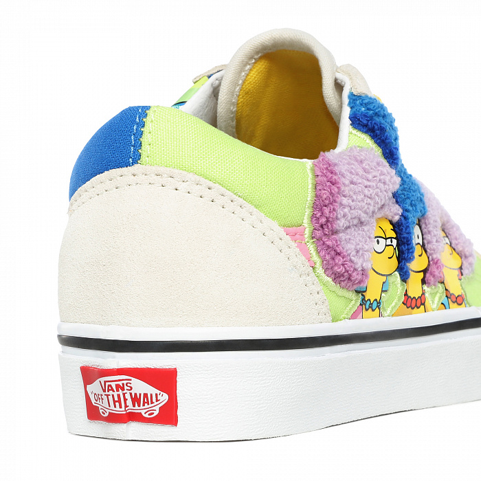 Кеды Vans X The Simpsons The Bouviers Old Skool